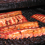 Traditional Smokehouse Menu - Competition Ribs