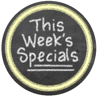 Click to view our Weekly Specials