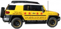 Hubba Hubba Smokehouse can bring the catering to you. Watch for our bright yellow catering truck