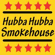 Hubba Hubba Smokehouse Logo