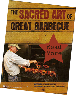 Read Starr's Philosophy on the Sacred Art of Barbecue