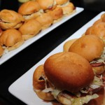 Traditional Smokehouse Menu - Pork Sliders