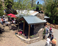 Hubba Hubba Smokehouse is a great stop on a pleasant summer afternoon.