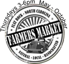Flat Rock Farmers Market 3-6 Thursdays from May to October